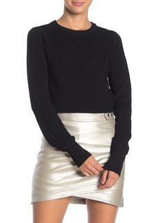 Line & Dot Lucille Balloon Sleeve Sweater
