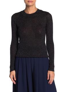 Line & Dot Natasha Shimmer Sweater