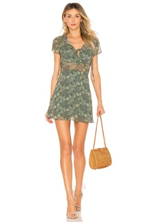 Line & Dot Phyly Mini Dress