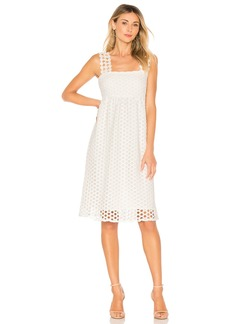 Line & Dot Ranael Dress
