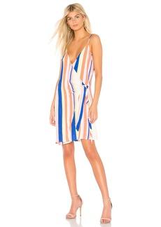Line & Dot Rory Wrap Dress