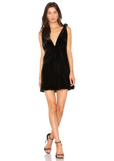 Line & Dot x REVOLVE Tied Mini Dress