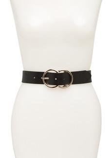 Linea Pelle Double O-Ring Belt