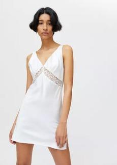 Lioness Dakota Satin Mini Slip Dress