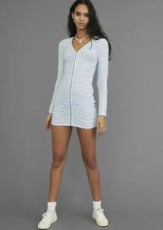 Lioness Garter Mini Dress
