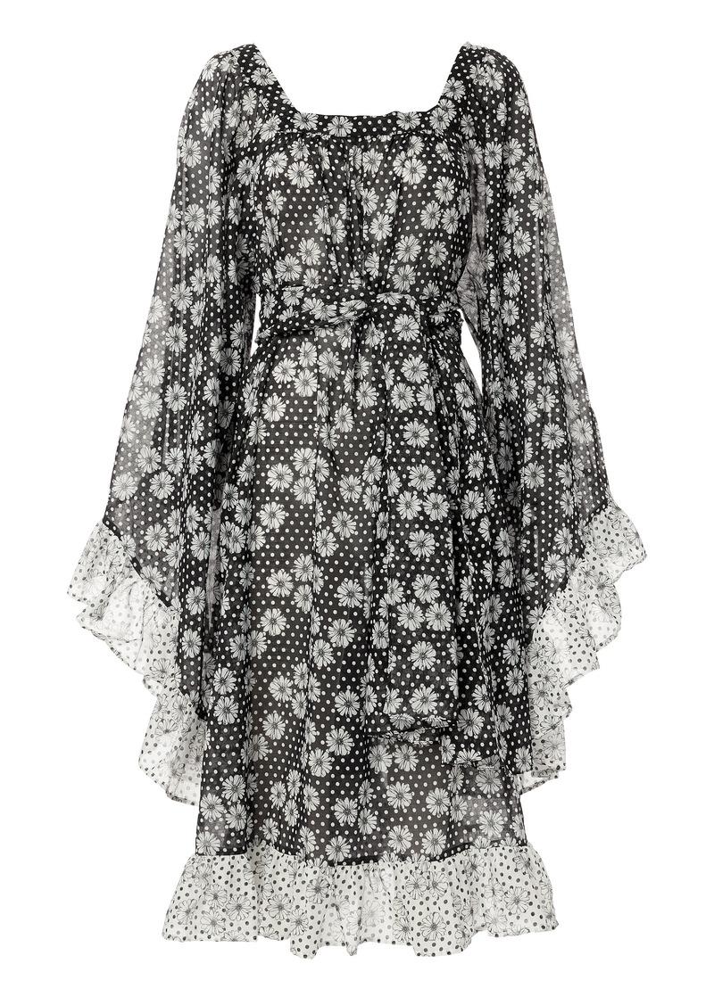 9dab67bd75 Lisa Marie Fernandez Anita Daisy Ruffle Dress | Swimwear