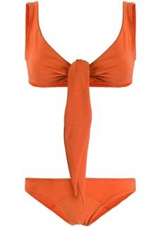 Lisa Marie Fernandez front tie bikini