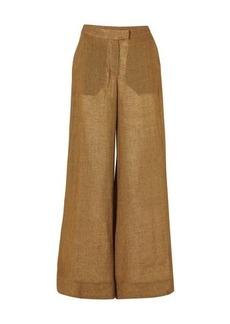 Lisa Marie Fernandez Linen trousers