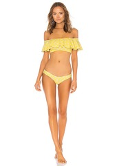 Lisa marie fernandez lisa marie fernandez mira flounce bikini set abvea29fee8 a