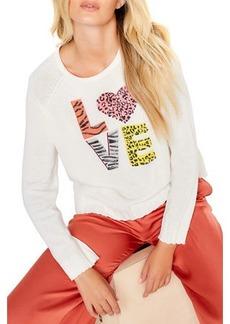 Lisa Todd Got Love Intarsia Sweater