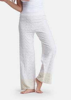 Lisa Todd Pantaloop Terry Lounge Pants