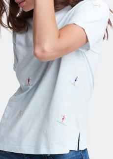 Lisa Todd Surf'S Up Crewneck T-Shirt