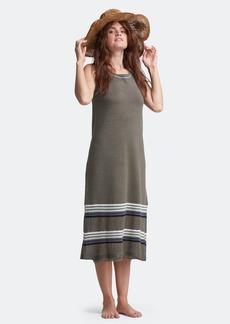 Lisa Todd The Riviera Linen Midi Dress