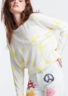 Lisa Todd The Spritz Tie Dye Crewneck Sweater