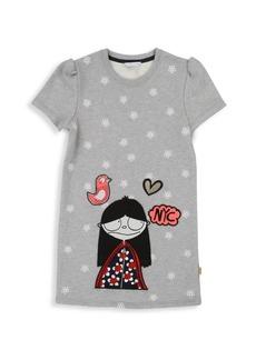 Little Marc Jacobs Little Girl's & Girl's Miss Marc Dress