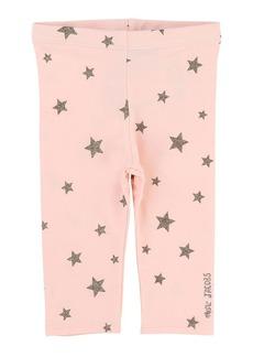 Little Marc Jacobs Allover Star-Print Stretch Leggings