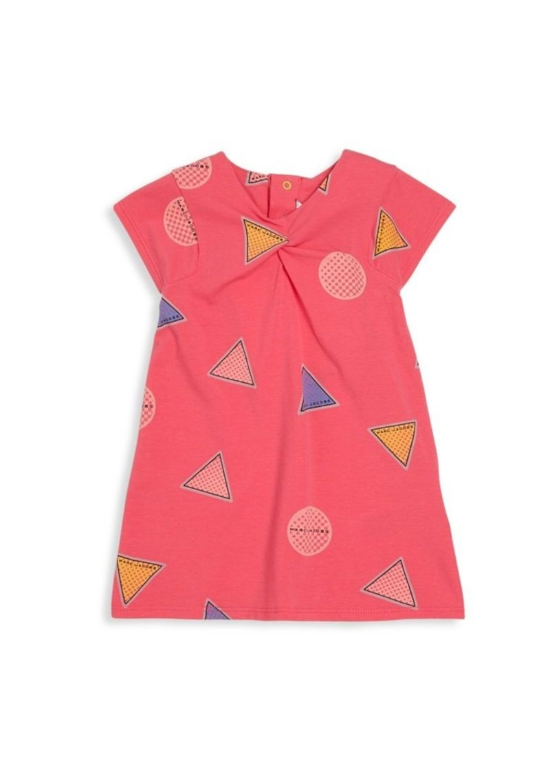 Little Marc Jacobs Baby's Happy Daisy Allover Printed Dress