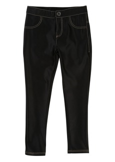 Little Marc Jacobs Satiny Stretch Trousers