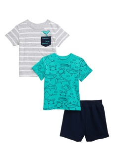 Little Me 2-Pack T-Shirts & Shorts Set (Baby)
