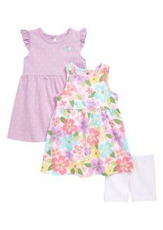 Little Me Dresses & Shorts Set (Baby)