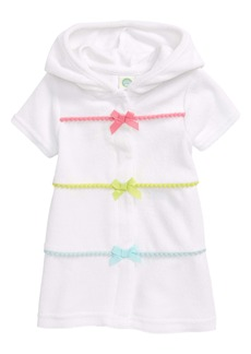 Little Me Hooded Cover-Up Dress (Baby)