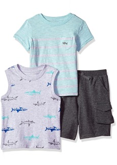 Little Me Toddler Boys' 3 Piece Play Set