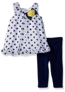 Little Me Toddler Girls' Tunic Set
