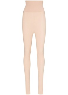 Live The Process high-waisted stirrup leggings