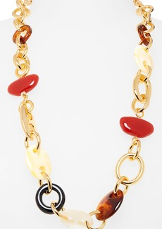 Women's Lizzie Fortunato Kindred Chain Necklace