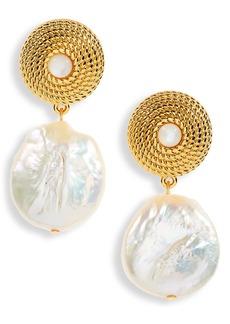 Women's Lizzie Fortunato Pernille Drop Earrings