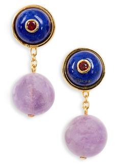 Women's Lizzie Fortunato Yolo Drop Earrings