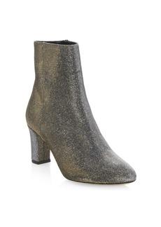L.K. Bennett Almond Toe Heeled Ankle Boots