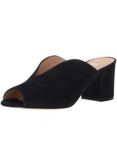 L.K. Bennett Women's Jagoda Slide Sandal blu-navy 3.5 Medium UK ( US)