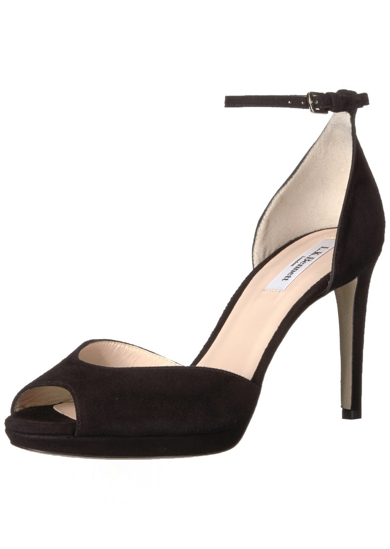 L.K. Bennett Women's Yasmin-sue Heeled Sandal  3 M EU ( US)