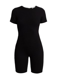 LnA Bike Short One-Piece Suit