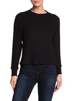 LnA Crisscross Back Sweater