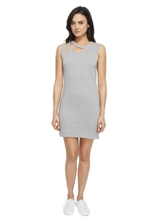 LnA Double Cut Tank Dress