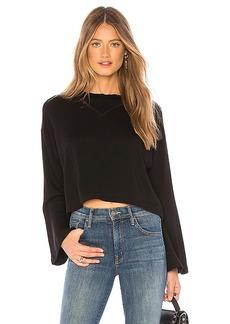 LNA Abby Crop Sweatshirt