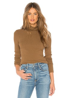 LNA Ash Crop Turtleneck