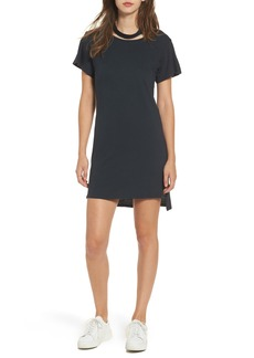 LNA Choker T-Shirt Dress