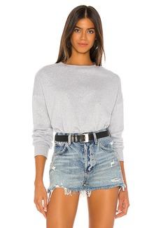 LNA Dancer Rhinstone Sweatshirt