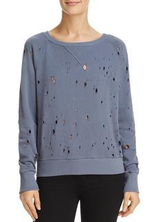 LNA Distressed Sweatshirt - 100% Exclusive