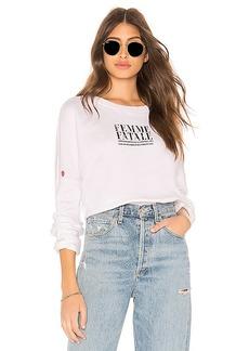 LNA Femme Fatale Sweatshirt