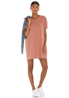 LNA Oversized T Shirt Dress