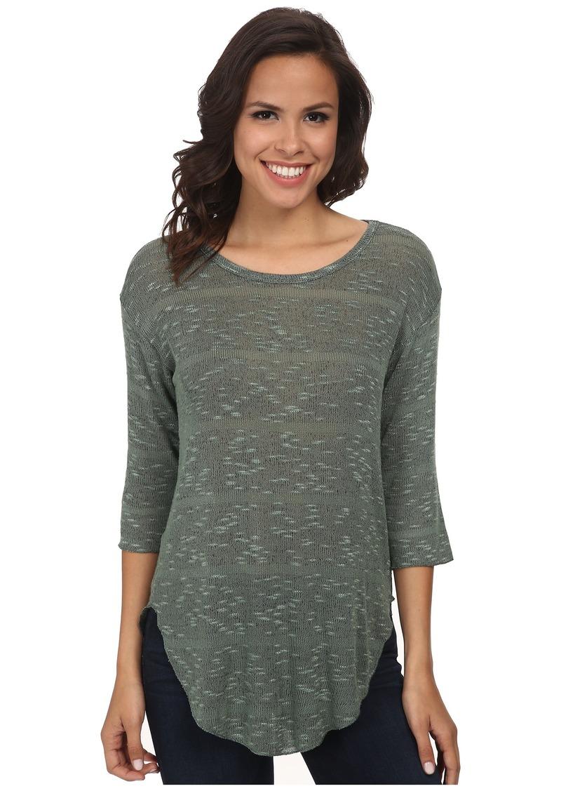 LNA Raw Sweater