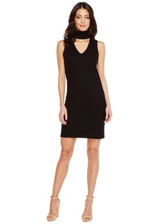 LnA Sleeveless Detached Turtleneck Dress