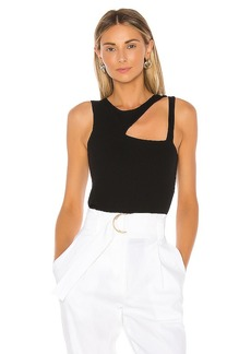 LNA Swinten Rib Top