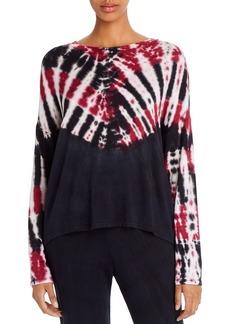 LNA Venus Tie-Dye Sweater