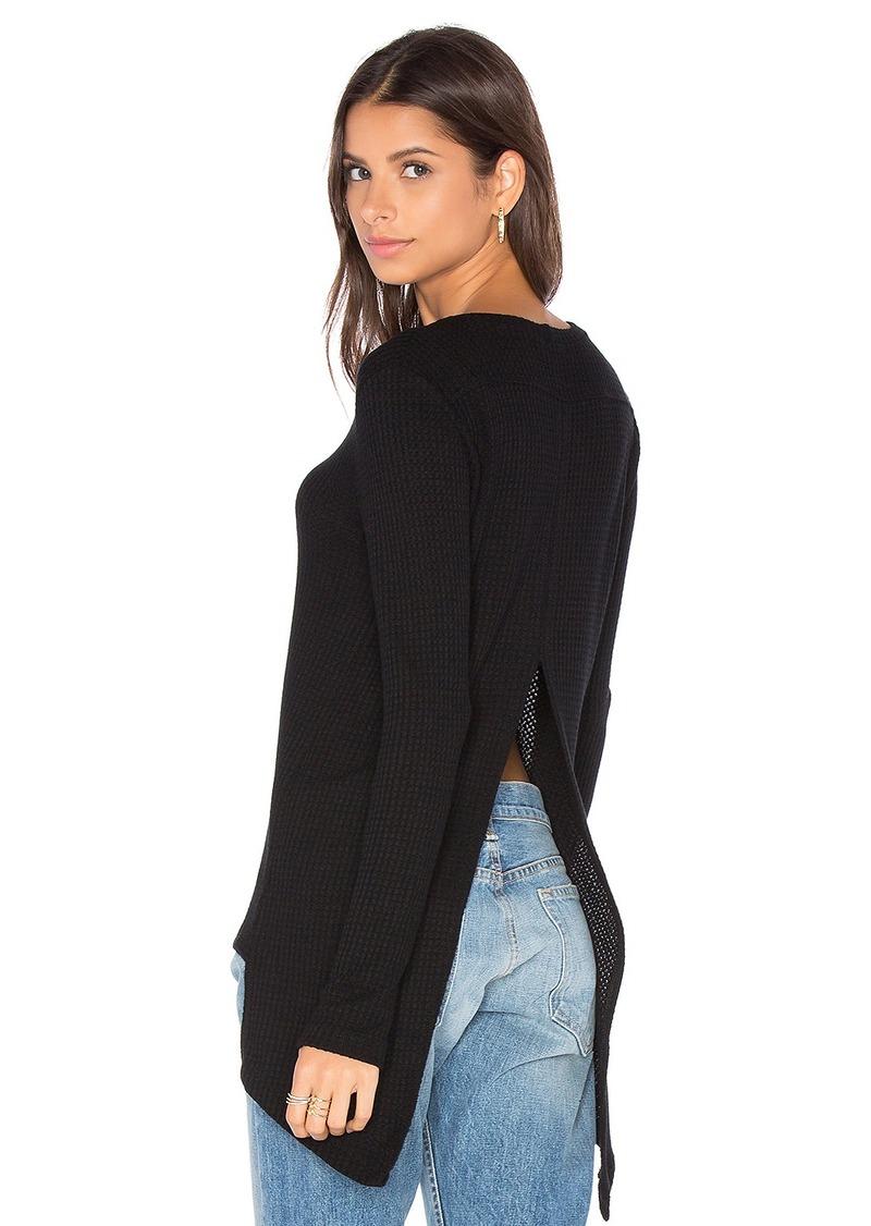 LNA Waffle Ace Sweater