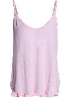 Lna Woman Jersey Tank Pastel Pink